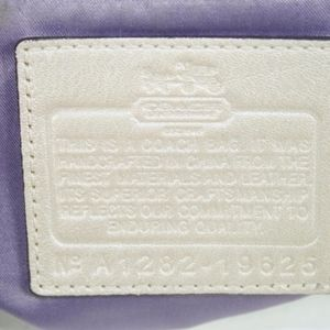 Coach Bags - Coach Madison Maggie Purse, Pearlescent, Eyelet
